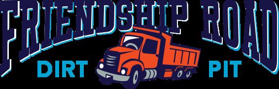 Friendship Road Dirt Pit Logo