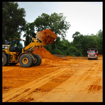 Friendship Road Dirt Pit